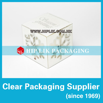 Clear Packaging for Gift