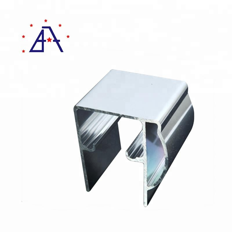 Hot sell Aluminum gutter for channel off the rain water
