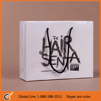 wholesale custom gift paper bag