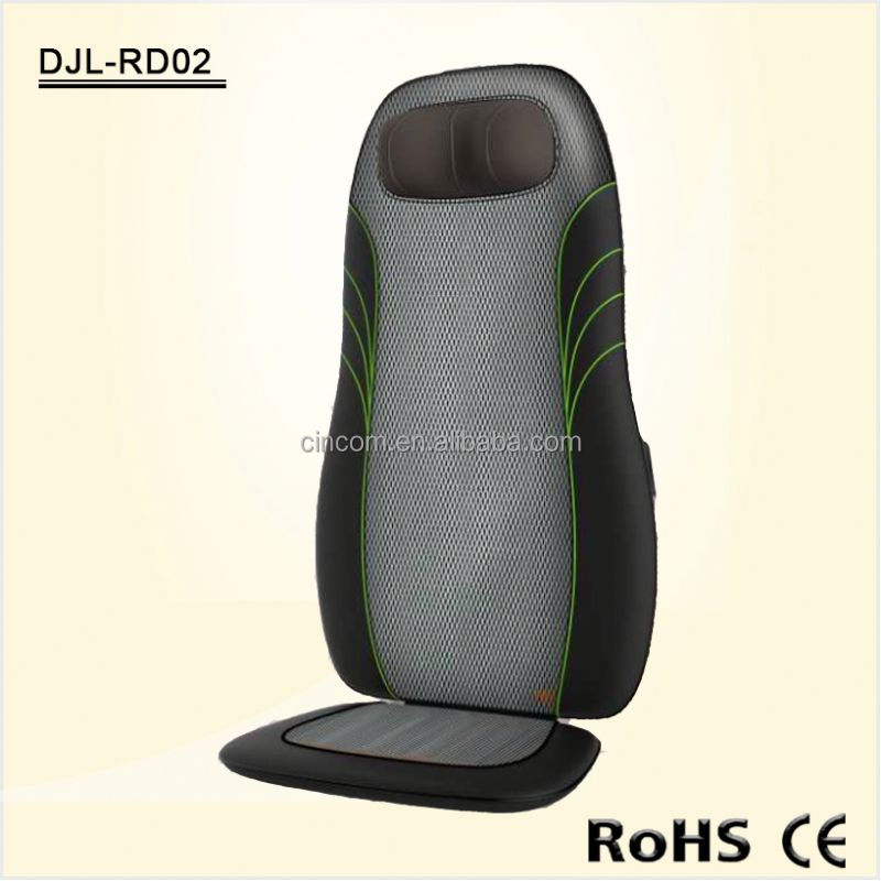 2015 Hot Sale Infrared Massage Heated Seat Cushion massage cushion for chair