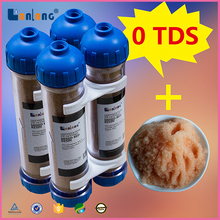 pure deionized water di resin filter long glass cleaning wiper
