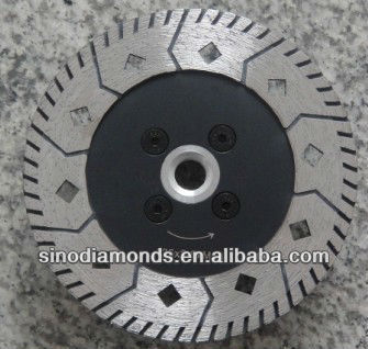 new model diamond blades for cutting and grinding