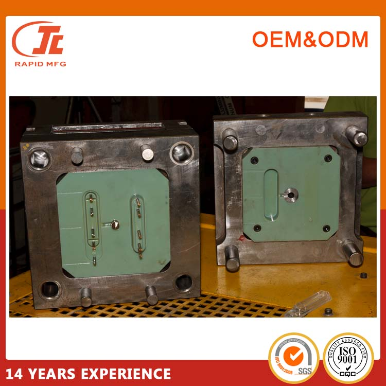 Plastic Injection Mould marker / Plastic injection moulds