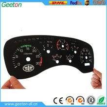 Hot Sale OEM 2D Screen Printing Car Panel Digital Dashboard