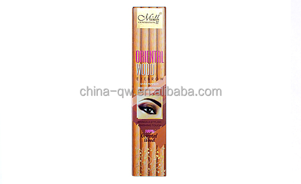 Menow P14009 cosmetic American wooden high quality eyebrow pencil