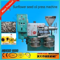 Screw cold sunflower seed oil refining machine/oil refining machine sunflower seed cake