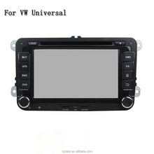 2 Din Car Dvd Player Gps Navigation Stereo Video touch screen For VW/Volkswagen/Passat/POLO/GOLF/Skoda/Seat/sharan/jetta