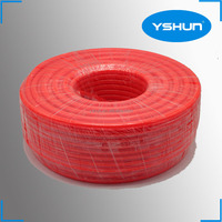 YSHUN China factory PU1612 Red Polyurethane tube PU Pipe PU Hose OD16mm*ID12mm