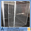 Anping Factory Galvanized steel dog cages/ pet kennels/ pet house