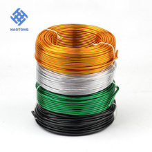 Sample packing 25g/spool grey color bullion wire