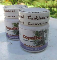 OINTMENT OF COPAIBA