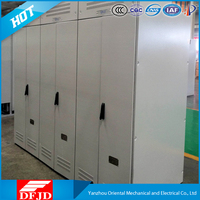 Outdoor GGD Low Voltage Switchgear In Power Distribution Equipment