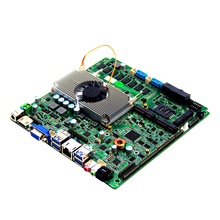 High Quality Mini PC Motherboard with 2 Gigabit Ethernet 4G RAM Mother Board