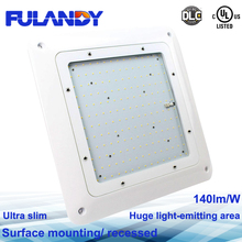 New arrive DLC4.2 Premium gas station led canopy light, petrol station led light for gas station