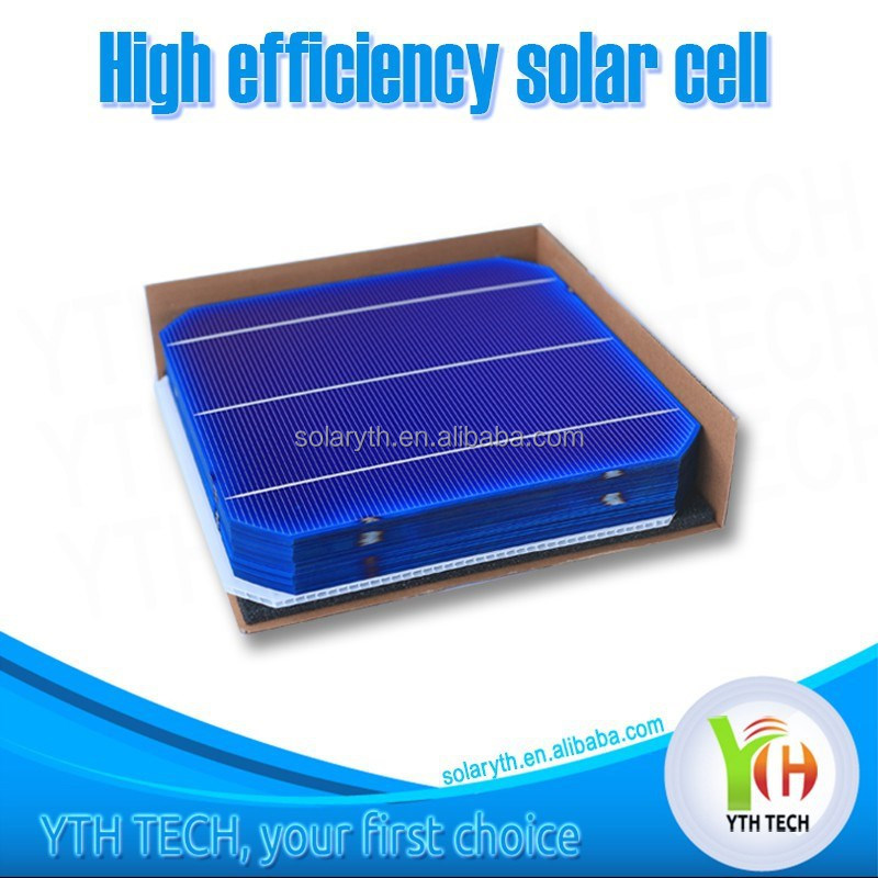 Alibaba China good supplier 2BB/3BB Monocrystalline/Polycrystalline Solar Cell PV Photovoltaic Cells