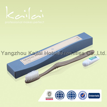 competitive custom printed toothbrush/traveling fold toothbrush/Most popular travel dental kit
