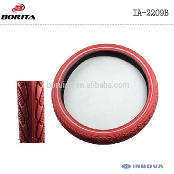 INNOVA good quality China Bicycle Tyre 18x2.125 Colored Tire for E-bike