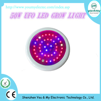 50W mini UFO led Grow light for full spectrum led grow light