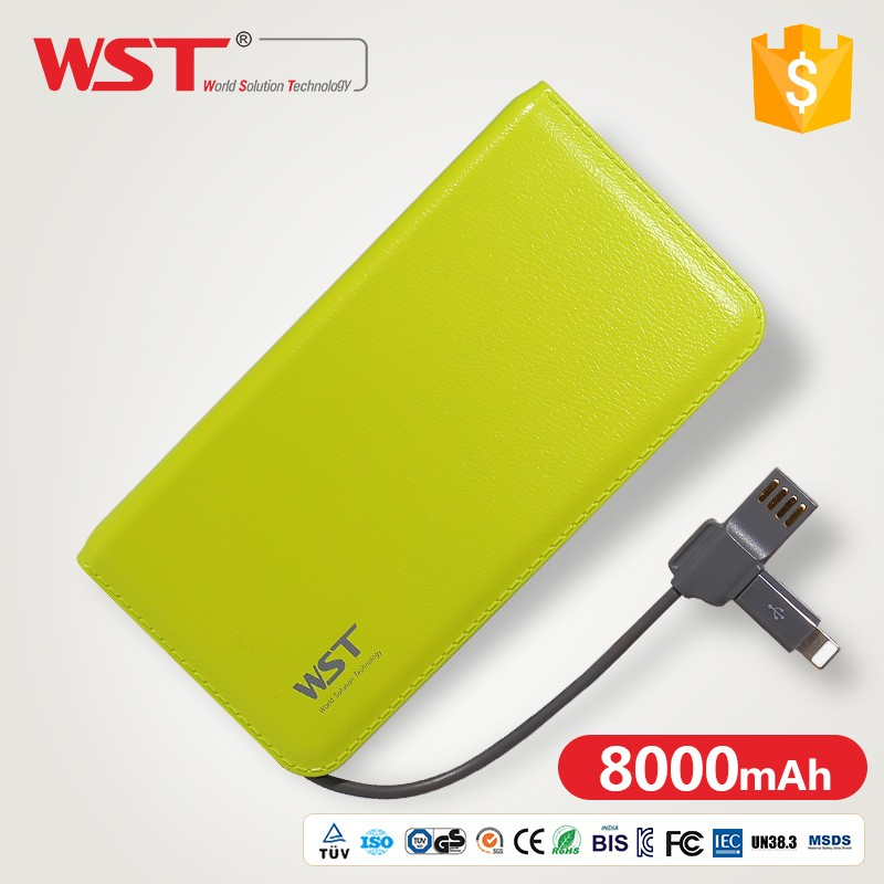 Hot New Products for 2017 Power Bank for Smartphone Powerbank in China Market