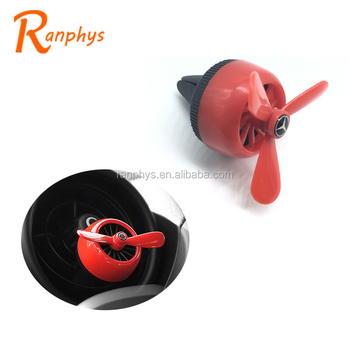 Ranphys New Trending Product Wholesale Car Fragrant Perfume Spinner Air Vent Fidget Spinner