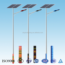 hot sell 8m 50w solar street light with ccc and ce decorative solar street light with pole