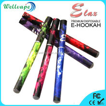 Cheap price free sample 500 puffs/800 puffs disposable electronic hookah