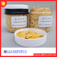 70% Content Yellow Sodium Hydrosulphide Flakes