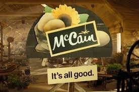 McCain Chips & Potato Products