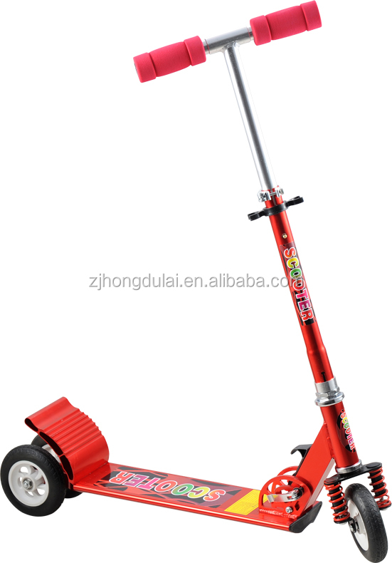 HDL-7324 high quality kick scooter blunt dirt scooter