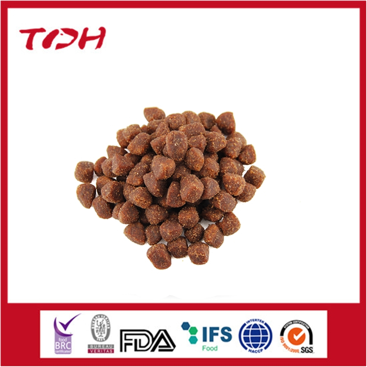 Dry Dog Food Beef Granules good for brain and breath Pet Food 2016 New Arrival