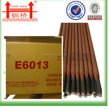 ISO9001:2008 CE SONCAP certificate low carbon steel H08A material aws e6013 china welding rod