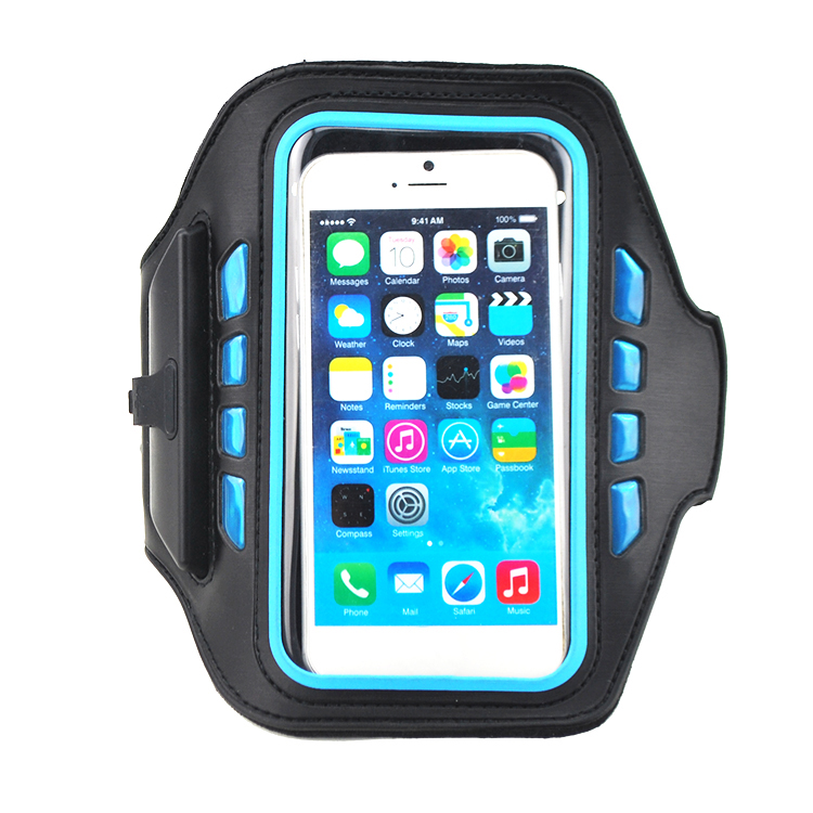 LED smartphone cellphone mobile phone armband