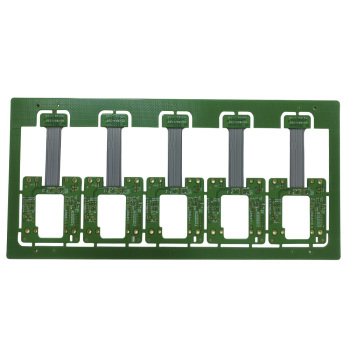 6layer custom pcb manufacturer lead-free hasl rigid-flex pcb