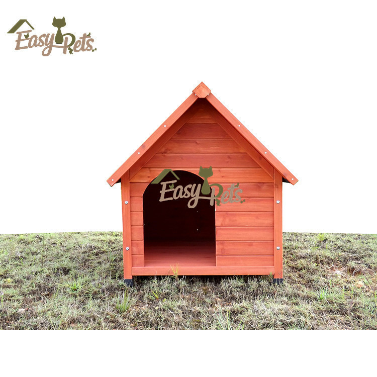 Pet Products Dog Club Wooden Dog Kennel