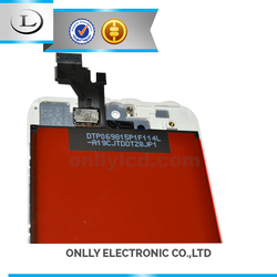 Manufacturer for iPhone 5 lcd copy display for iphone 5g lcd panel