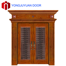 luxurious used for sale exterior double front main safety door design