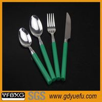 Turkey Gold Plated easier chopsticks spoon and fork & stainless steel cutlery setdiretly sales