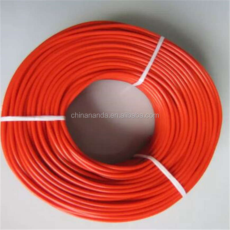 Silicone Rubber Flexible Electric Wire Cables from China Factory
