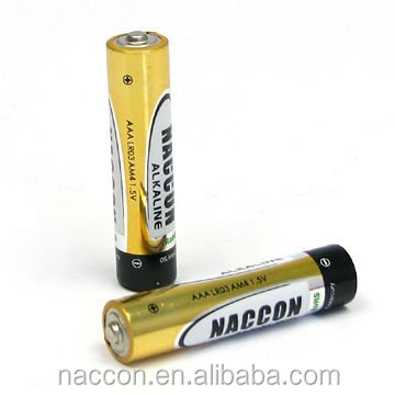 AAA 1.5V Super LR03 Alkaline Battery