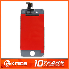 For iPhone 4s lcd touch screen assembly LCD + digitizer lcd touch screen + glass touch
