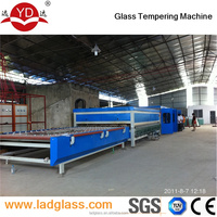 CE Certificate Best seller Horizontal flat glass tempering toughening machine YD-F-2436