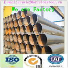 Trade assurance erw steel pipe definition/erw steel pipe dimensions