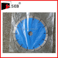 turbo type diamond saw blade for engineered stone