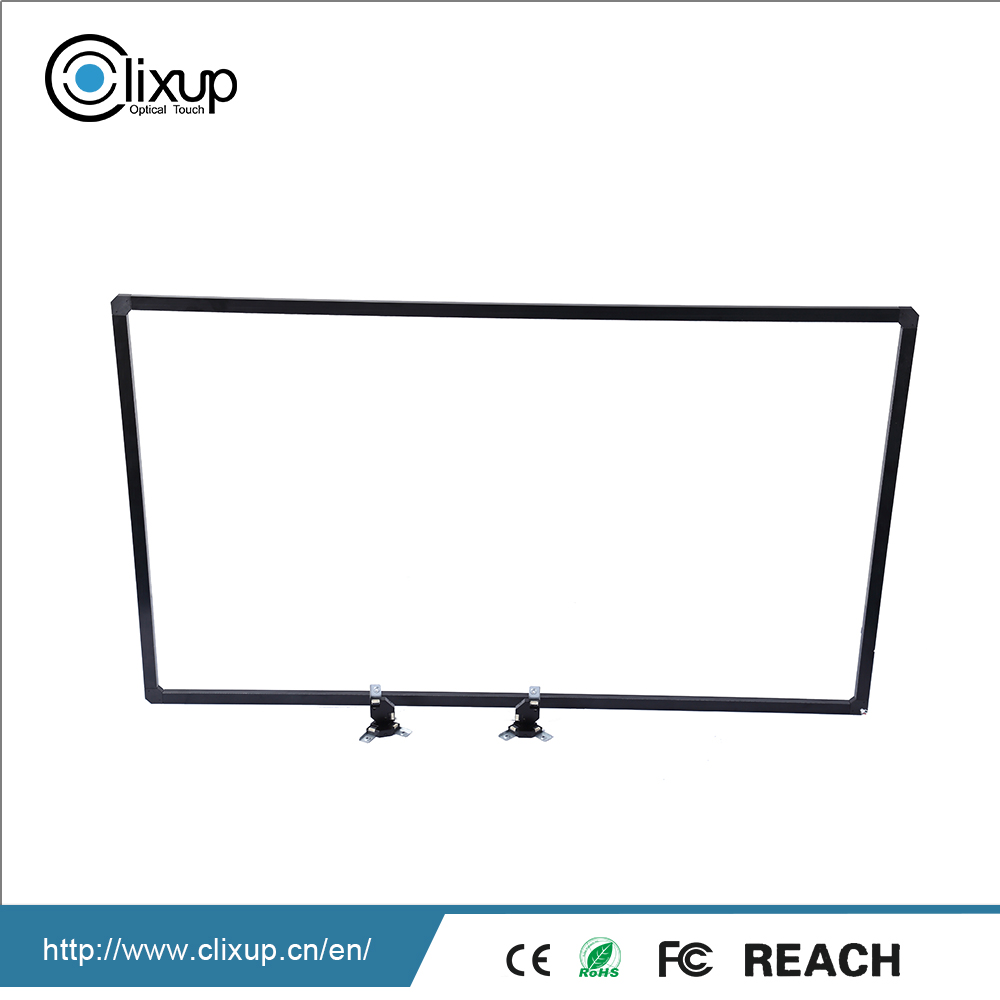 High performance 42'' / 55'' / 65'' / 84'' aluminum multi touch screen overlay kit for LED panel