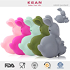 Factory Direct sales hot selling Kean Colorful Silicone Teething Bead For Jewelry Fashion Bead Silicone Bracele/Food Grade Beads