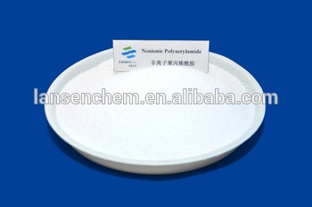 Hot sale nonionic polyacrylamide/pam Factory offer directly
