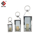 Great quality handmade wedding decor mirror polished stainless steel lantern floor hanging candle lantern