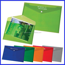 new design hot selling cheap promotional multiple colors Office/school supply A4 plastic file folder