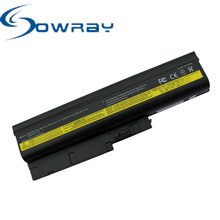 T60 R60 Series Laptop Battery 10.8V 4400Mah For Lenovo T60 R60