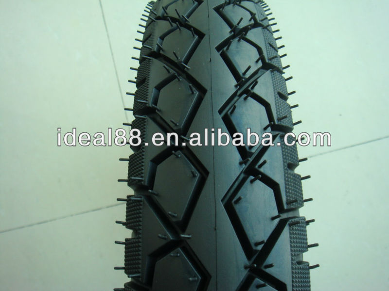 high quality motorcycle tire 360H18 for venezuela market